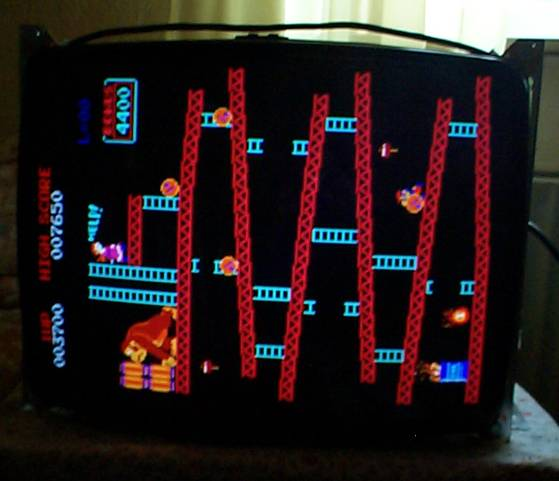 DonkeyKong on U3100